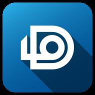 Zugeschnittenes DO24 Logo