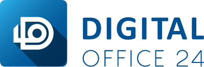 Digital Office 24 Logo.
