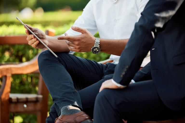 Bei Digital Office 24 werden Meetings in digitaler Form abgehalten.