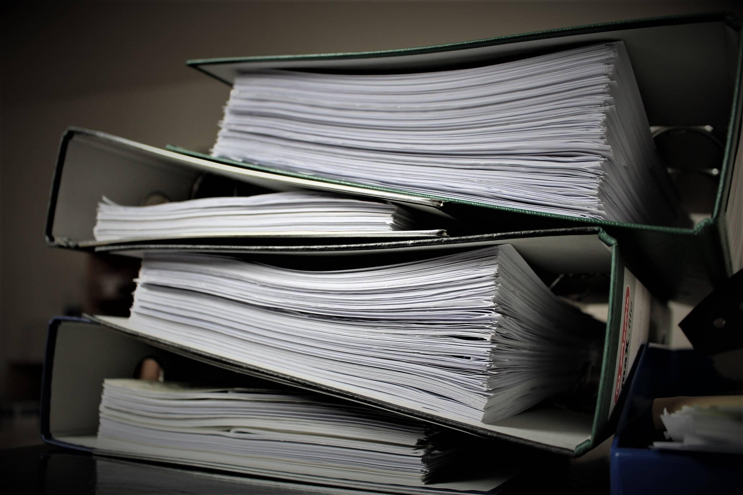 Grundlagen der Buchführungpflicht in drei Schritten erklärt.